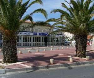Hotel restaurant le mirage