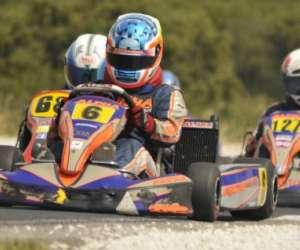 Circuit de karting à grabels