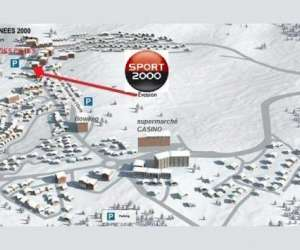 Location de ski pyrenées 2000..sport2000