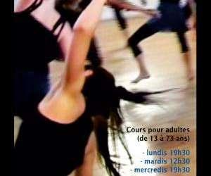 Cours de danse modern-jazz
