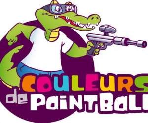 Couleurs de paintball