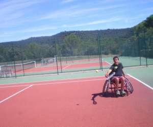 Handi tennis