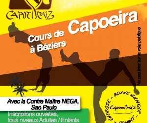 Capoeira beziers - capoei