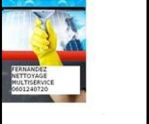Nettoyage multiservice fernandez