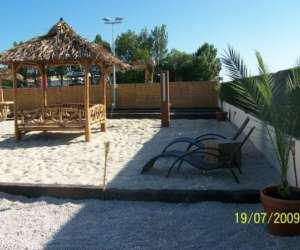 Le beach bar musical / espace de loisir
