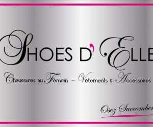 Boutique chaussure shoes d