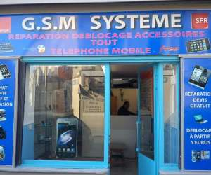 Gsm systeme phone