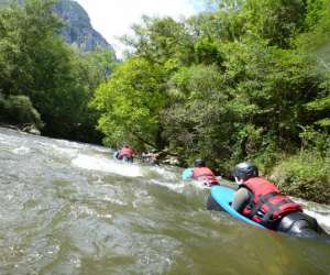 Rafting hydrospeed