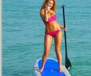Loueur stand up paddle