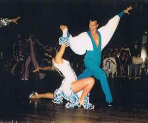 Ecole de danse de bal et sportive