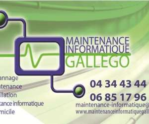 Maintenance informatique gallego