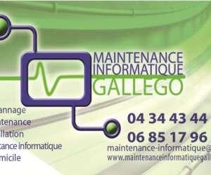 Maintenance informatique gallego
