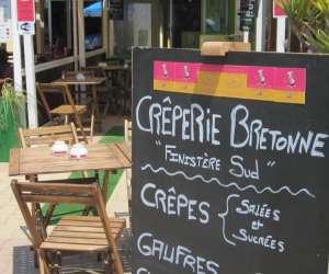 Crêperie-restaurant finistère sud