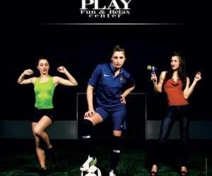 Le play -   foot en salle et salons bien etre