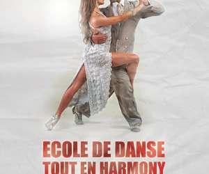 Ecole de danse tout en harmony