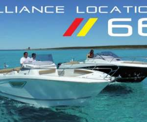 Alliance nautique location