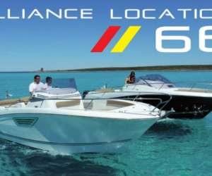 Alliance nautique location