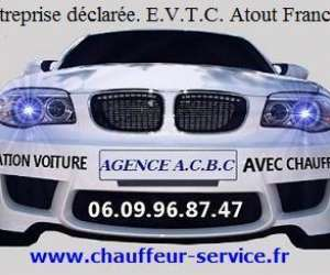 Agence.a.c.b.c. chauffeur à votre service
