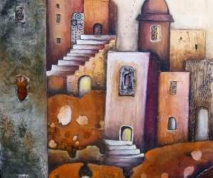 Magali trivino   - artiste  peintre  plasticienne