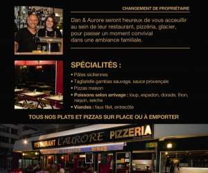 Restaurant pizzeria glacier l