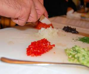 Cours de cuisine sur les épices