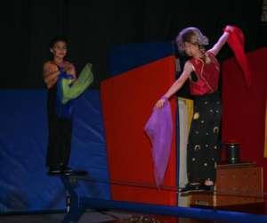 école de cirque les fortiches