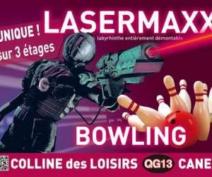 Bowling lasermaxx qg13