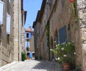 Village médiéval de caunes minervois