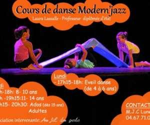 Mjc lunel - danse modern