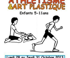 Athlétisme - art plastique