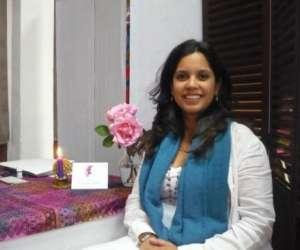 Darshana, médium-thérapeute