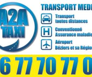 A2a taxi et transport medical