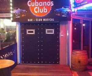 Cubanos club musical cap d agde