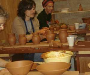 Ecole de ceramique poterie fabrication