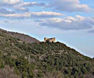 Château du cheylard aujac