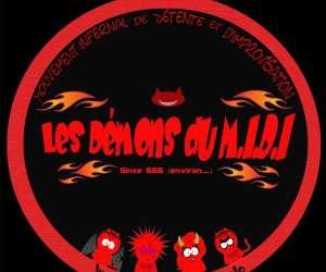 Les démons du m.i.d.i -  improvisation théâtrale