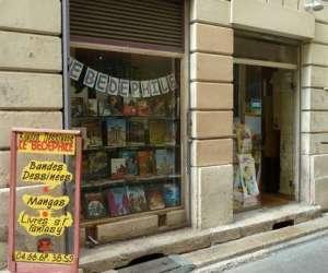 Librairie le bédéphile
