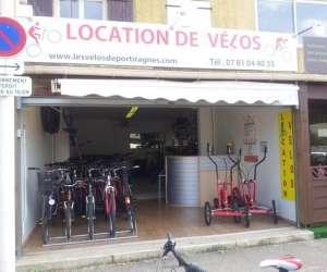 Les vélos de portiragnes