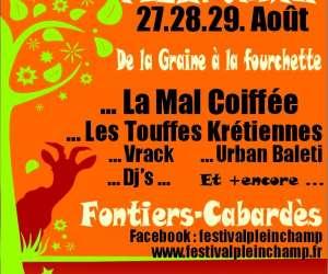 Festival plein champ 2015