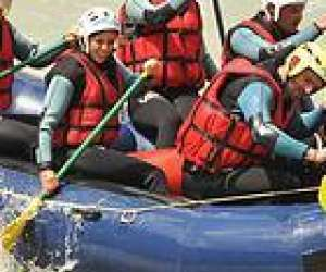 Canyoning rafting dans l