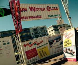 Sun water gliss - palavas-les-flots