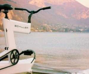 Bike of sea
