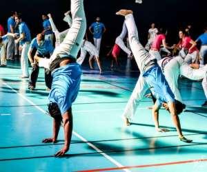 Capoeira barracao