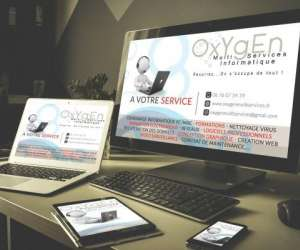 Oxygen multiservices informatique limoux