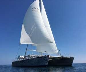 Catamaran sea explorer