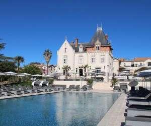 Château saint pierre de serjac