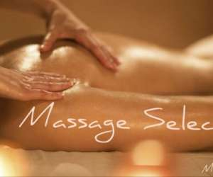 Mlle d, massage select