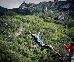 elastic natural bungee - saut à l