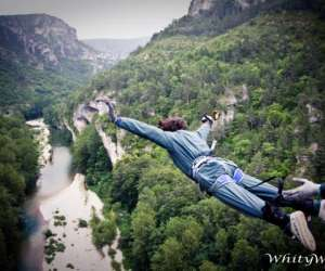 Elastic natural bungee - saut a l'e...