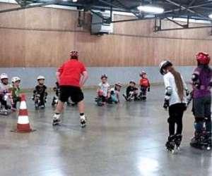 Roller skating alesien